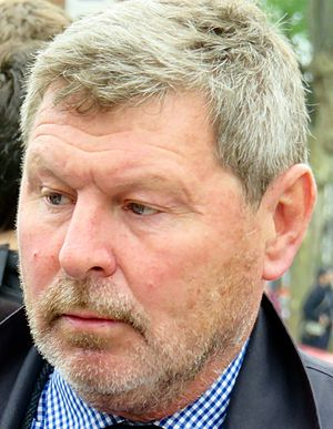 Clive Allen - Allen in 2016