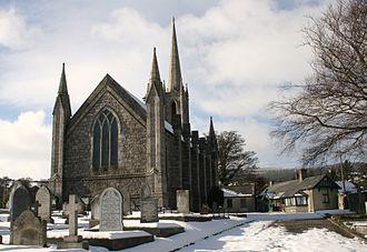 Kilternan - Church of Ireland parish church (1826)