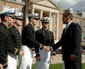 Coast Guard cadets and Tom Ridge.png