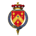 Coat of Arms of Richard Austen Butler, Baron Butler of Saffron Walden, KG, CH, PC, DL.png