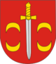 Coat of Arms of Tałačyn, Belarus.png