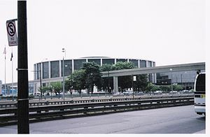 Cobo Center - Image: Cobo Arena