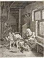 Collection de cent-vingt estampes, gravée d'après les tableaux and dessins qui composoient le cabinet de m. Poullain précédée d'un abrégé historique de la vie des auteurs qui la composent Cette suite (14776402914).jpg