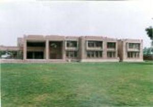 Bhim Rao Ambedkar College - College Grounds