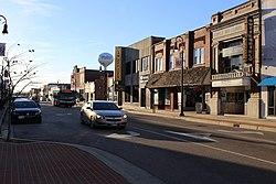 Collinsville, Illinois im Jahr 2017