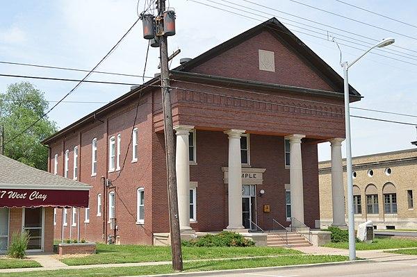 Collinsville masonic lodge hall for A q nail salon collinsville il