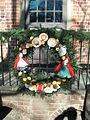 Colonial Williamsburg (December, 2011) - Christmas decorations 48.JPG