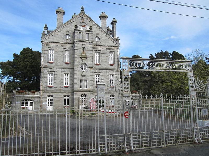 Colonie de vacances de la ville de Saint-Ouen, Jullouville