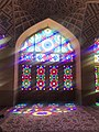 Colorful windows of Nasir al-Molk mosque.jpg