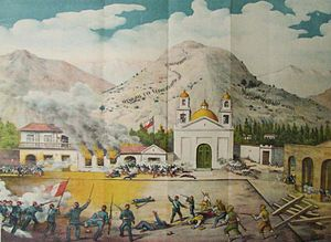 Battle of La Concepción - Battle of La Concepción