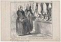 Comment,...c'est-t'y Dieu possible!..., from Actualités, published in Le Charivari, December 14, 1857 MET DP876677.jpg