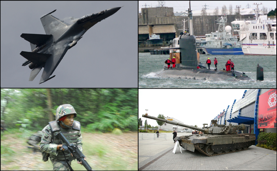 Compilation of Malaysian Armed Forces