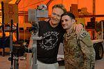 Conan O'Brien visits AUAB, entertains thousands 151104-F-YM354-167.jpg