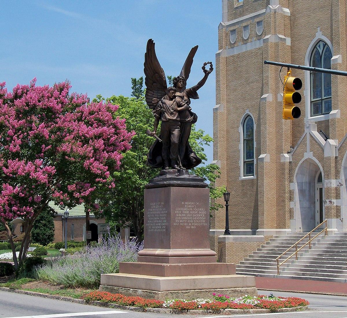 St. John's Lutheran Church (Salisbury, North Carolina ...