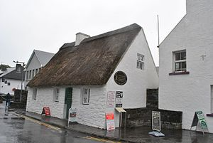 Cong, County Mayo - The Quiet Man's cottage