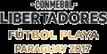 Conmebol Libertadores Futbol Playa 2017.png