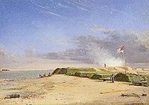 Conrad Wise Chapman - Fort Johnson, Oct. 10, 1863.jpg
