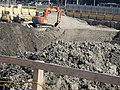 Construction equipment, NE corner of Jarvis and Queen's Quay, 2015 09 23 (5).JPG - panoramio.jpg