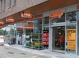 Coop Supermarkt in Velp (2012)