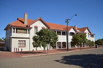 Coorow, Western Australia - The Coorow Hotel, 2013.