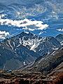 Cordillera de Los Andes Cerro Tolosa Mendoza Argentina.jpg