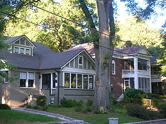 Bungalows in the Midtown Historic District Corner of Glendale Terrace and 8th street, Atlanta, GA.jpg
