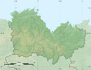 Île Verte (Côtes-d'Armor) (Département Côtes-d'Armor)