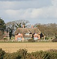Cottage at Park Farm, south of Beaulieu - geograph.org.uk - 122011.jpg