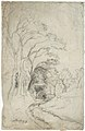 Country Road Landscape with Trees (recto); Landscape with Trees (verso) MET DT3259.jpg