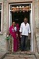 Couple à Kherwa (Rajasthan).jpg