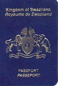 Cover of Swazi Passport.jpg