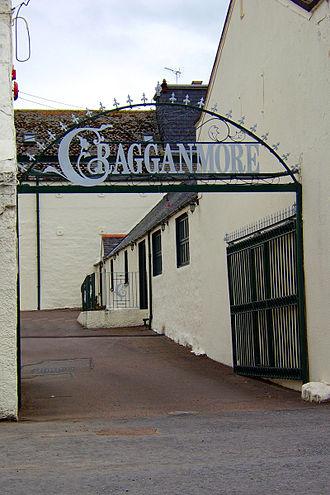 Cragganmore distillery - Cragganmore Distillery