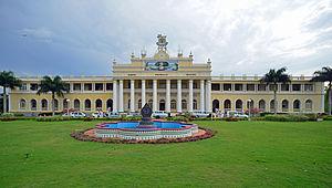 University of Mysore - Crawford Hall, University of Mysore