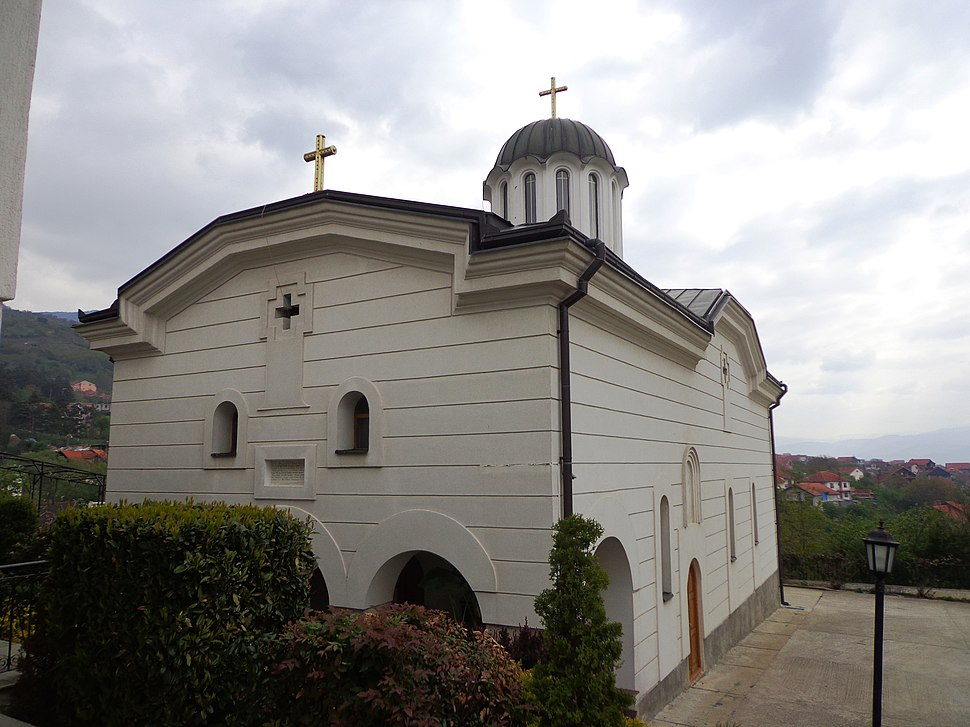 Crkva Sv. Nikole, Vranje6