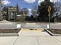 Crosswalk at Gatehouse, Greenmount Cemetery, 1501 Greenmount Avenue, Baltimore, MD 21202 (40755886962).jpg