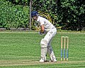 Crouch End CC v North London CC at Crouch End, Haringey London 19.jpg