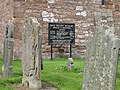 Crumbling gravestones - geograph.org.uk - 1452288.jpg