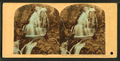 Crystal Cascade, White Mountains, New Hampshire, U.S, from Robert N. Dennis collection of stereoscopic views.png