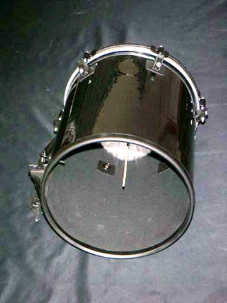 Membranophone - A cuica is a kind of friction drum