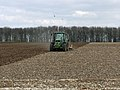 Cultivating on Saxby Wold - geograph.org.uk - 1240120.jpg