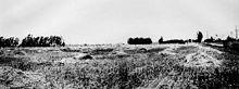 Il luogo dove è sorta Culver City, 1913