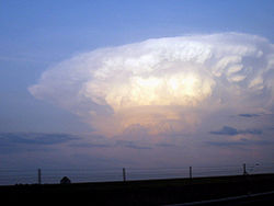 Image illustrative de l'article Cumulonimbus