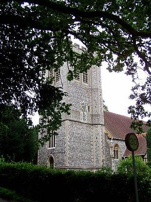 Curdridge Church