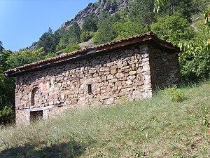 Kalotina - The medieval Church of St Nicholas in Kalotina