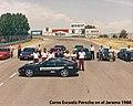 Curso Escuela Porsche en el Jarama 1988.jpg