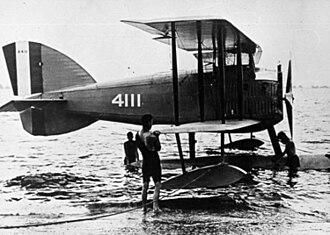 Curtiss HA - Curtiss HA-2 (BuNo A4111)