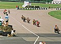 Cycle racing at Goodwood - geograph.org.uk - 1345126.jpg