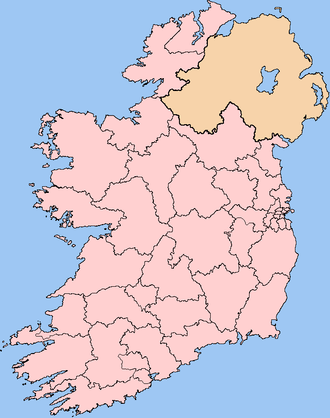 Parliamentary constituencies in the Republic of Ireland - Dáil Éireann constituencies for the 2007 general election.