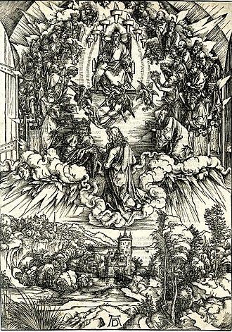 Apocalypse (Dürer) - Image: Dürer Apocalypse 3