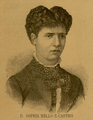 D. Sophia Mello e Castro - Diário Illustrado (20Out1888).png